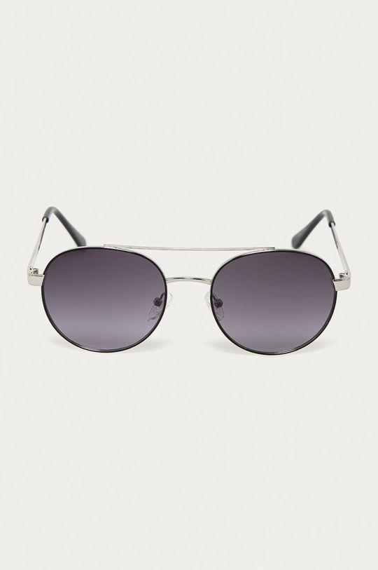 Guess - Slnečné okuliare GF0367 strieborná