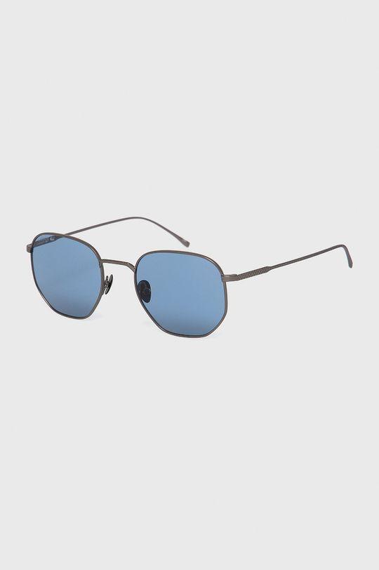 stříbrná Lacoste - Sluneční brýle Unisex