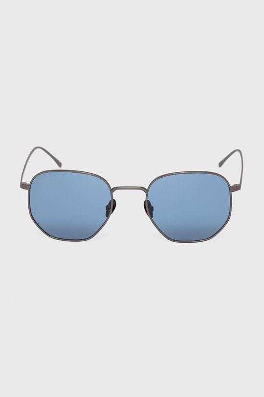 Lacoste - Sluneční brýle stříbrná