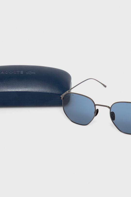 stříbrná Lacoste - Sluneční brýle