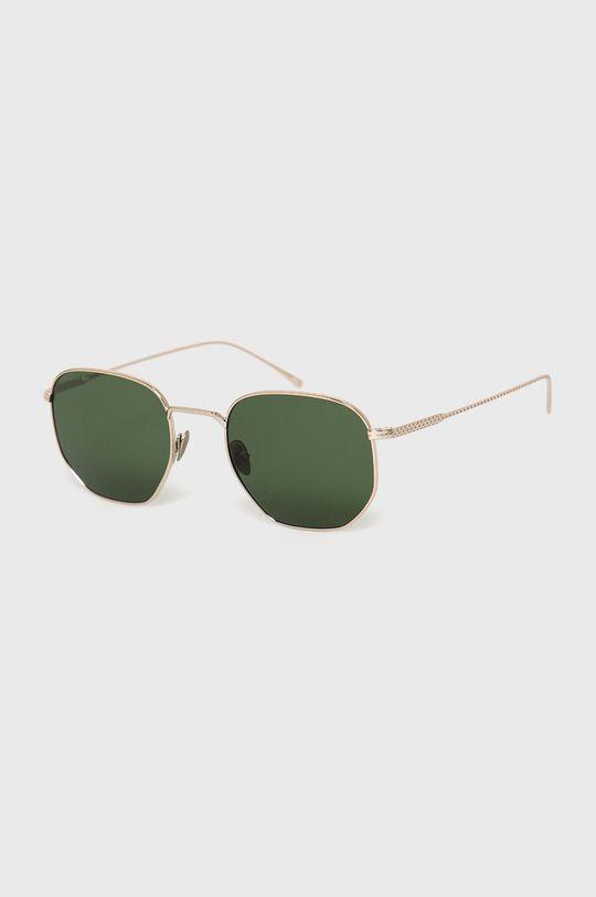 srebrny Lacoste - Okulary przeciwsłoneczne L206SPC 39624 Unisex