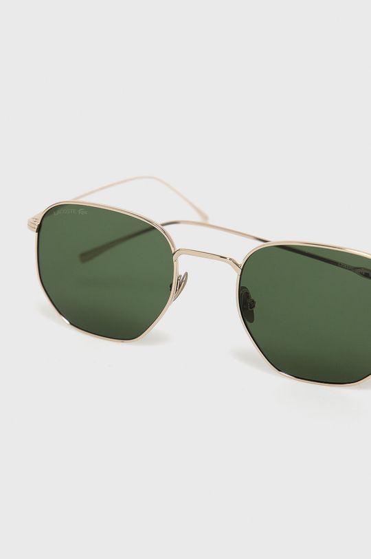 Lacoste - Okulary przeciwsłoneczne L206SPC 39624 Materiał syntetyczny, Metal