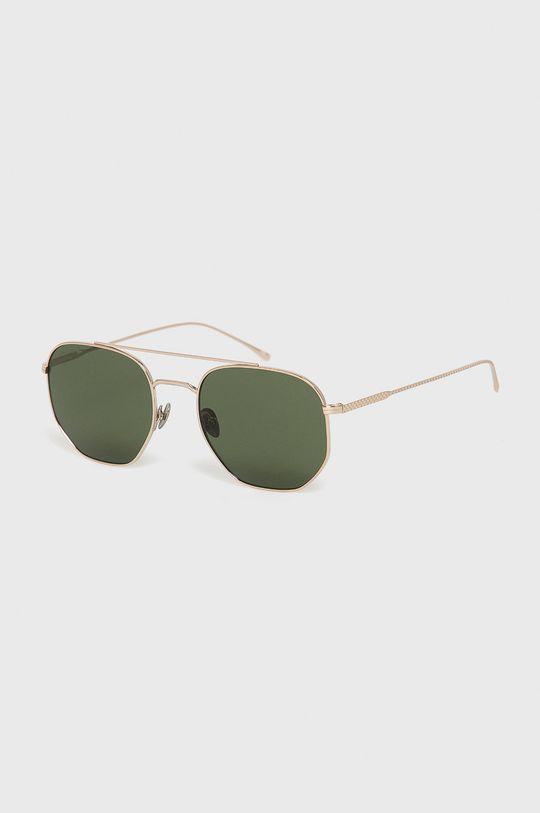 zlatá Lacoste - Slnečné okuliare Unisex