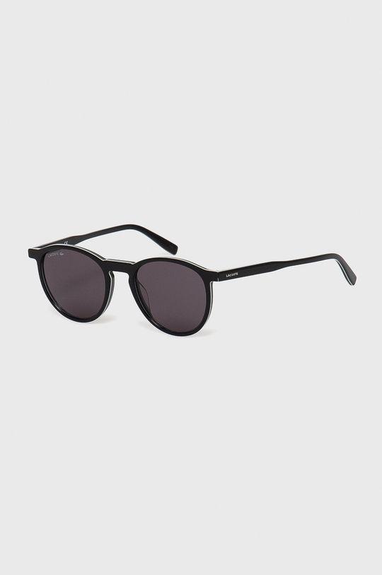 čierna Lacoste - Slnečné okuliare Unisex
