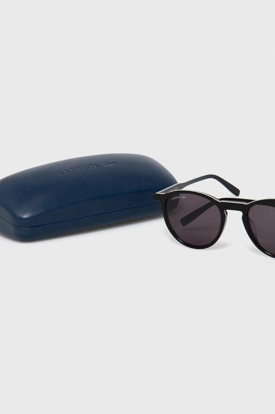 Lacoste - Slnečné okuliare  Syntetická látka