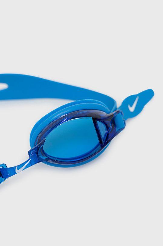 Nike - Okulary pływackie niebieski