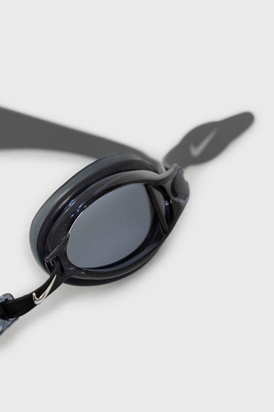 Nike - Plavecké okuliare čierna