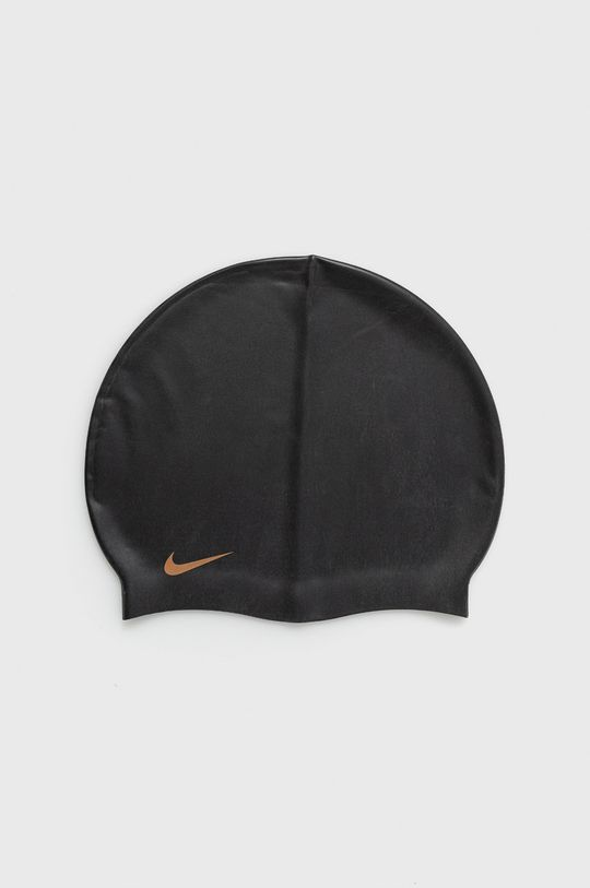 čierna Nike - Plavecká čiapka Unisex