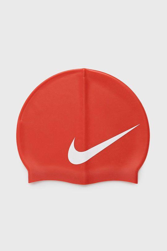 červená Nike - Plavecká čiapka Unisex