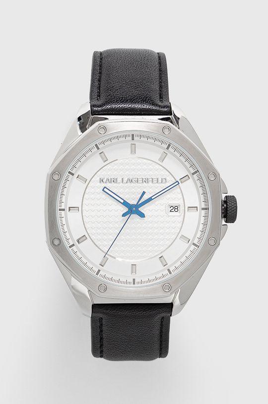 černá Karl Lagerfeld - Hodinky Unisex