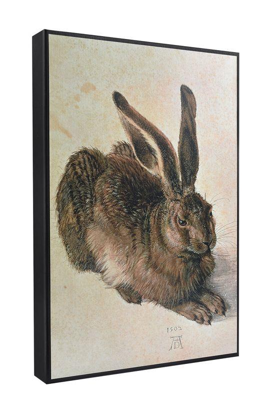 beżowy MuseARTa - Pudełko prezentowe Albrecht Dürer - Young Hare Unisex