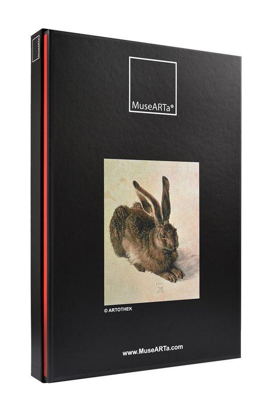 MuseARTa - Pudełko prezentowe Albrecht Dürer - Young Hare beżowy