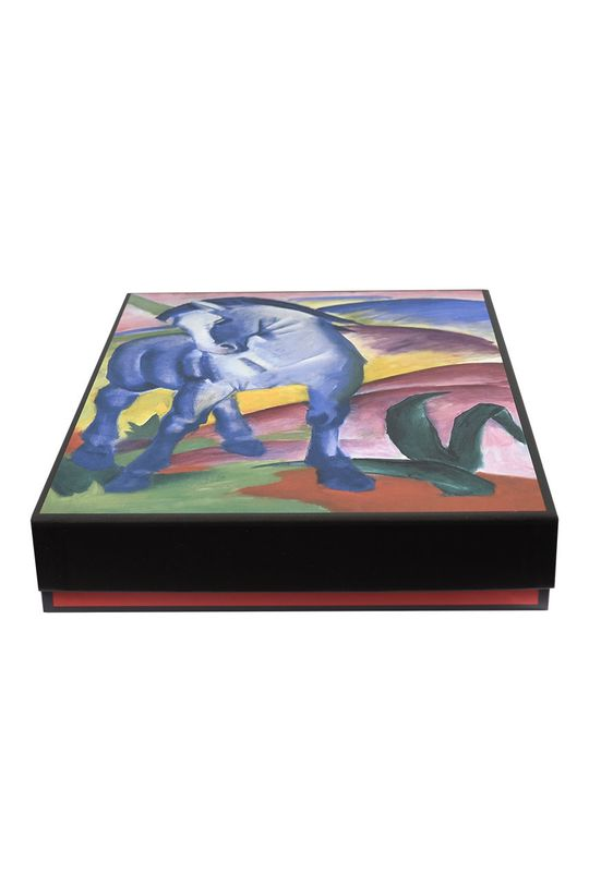 MuseARTa - Pudełko prezentowe Franz Marc - Blue Horse 100 % Papier