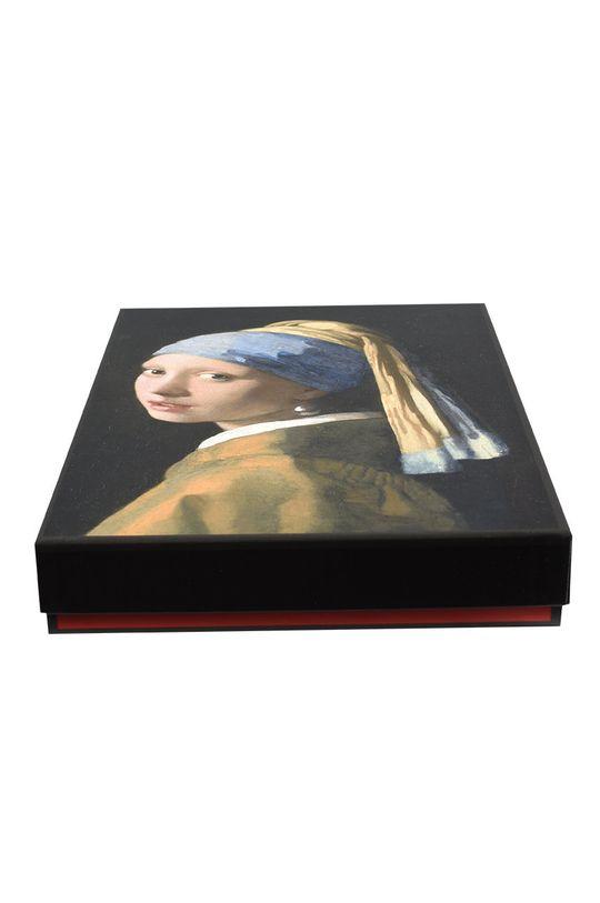 MuseARTa - Pudełko prezentowe Jan Vermeer - Girl with a Pearl 100 % Papier