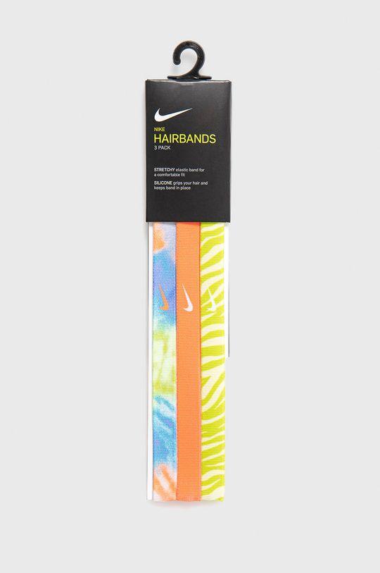 multicolor Nike - Zestaw opasek sportowych (3-pack) Unisex