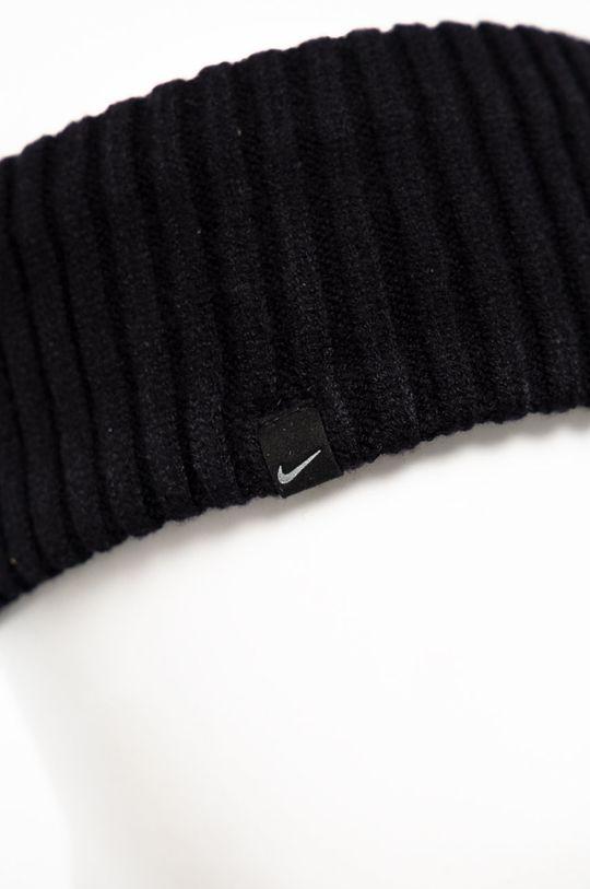 czarny Nike - Opaska