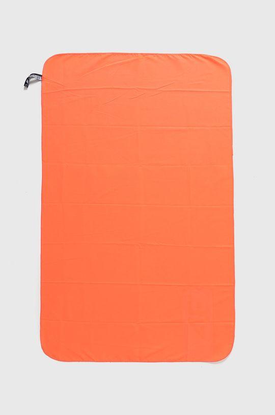czerwony róż 4F - Ręcznik Unisex