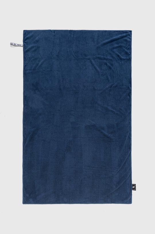 granatowy 4F - Ręcznik Unisex