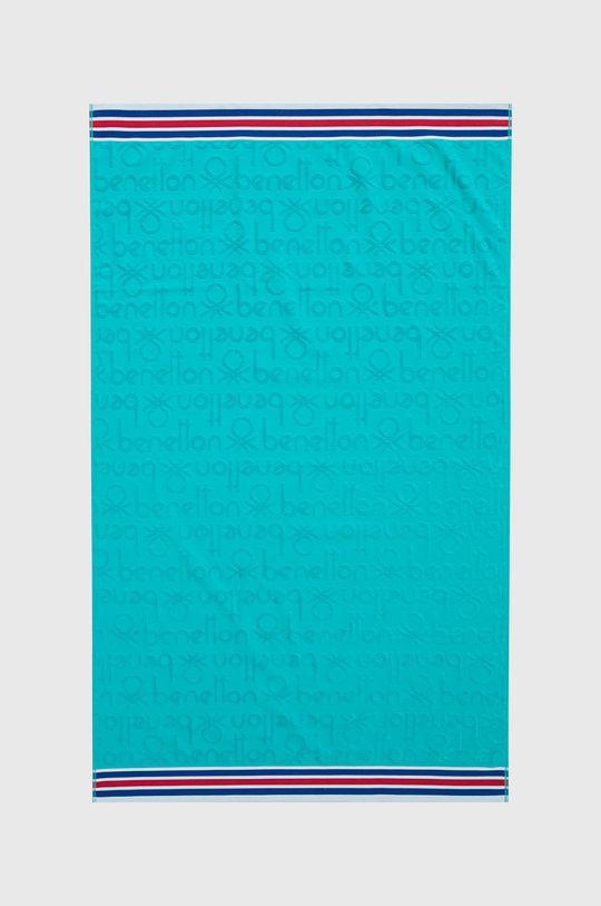 světle modrá United Colors of Benetton - Osuška Unisex