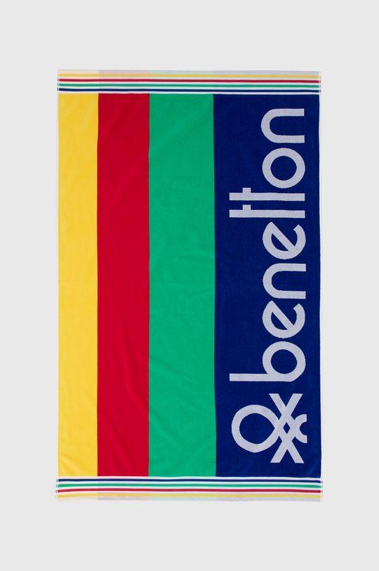 vícebarevná United Colors of Benetton - Osuška Unisex
