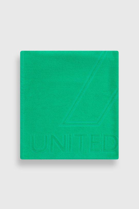United Colors of Benetton - Osuška ostrá zelená