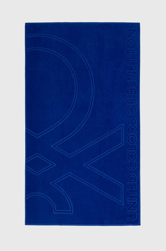 námořnická modř United Colors of Benetton - Osuška Unisex