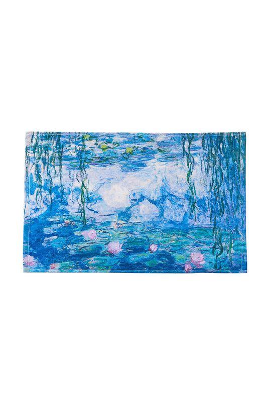 MuseARTa - Ručník Claude Monet Water Lilies (2-pack) vícebarevná