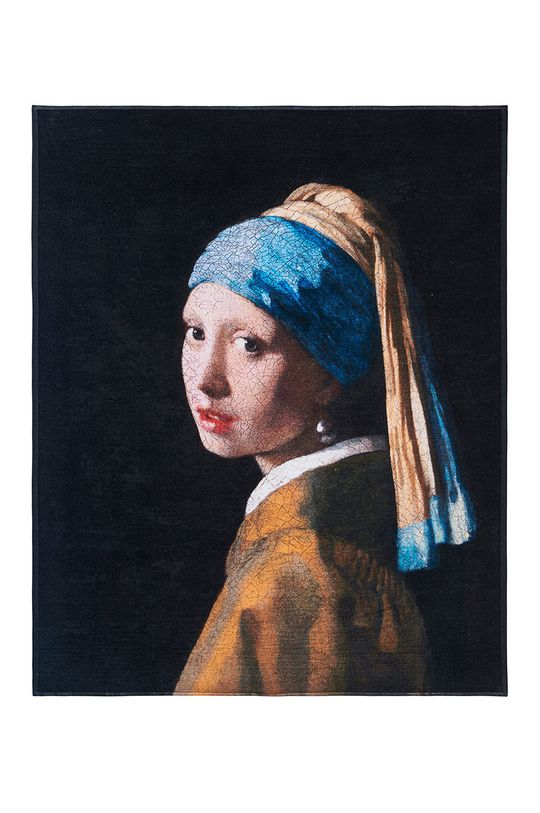 MuseARTa - Ručník Jan Vermeer Girl with a Pearl Earring (2-pack) vícebarevná