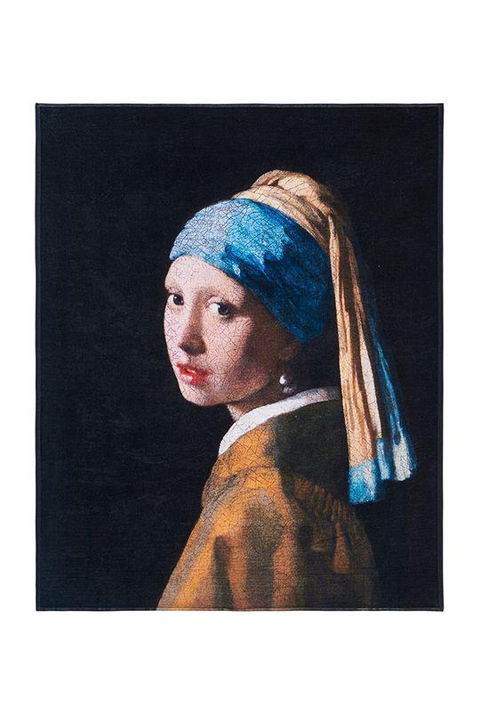 multicolor MuseARTa - Ręcznik Jan Vermeer Girl with a Pearl Earring Unisex