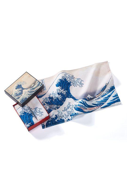 vícebarevná MuseARTa - Ručník Katsushika Hokusai Great Wave (2-pack) Unisex