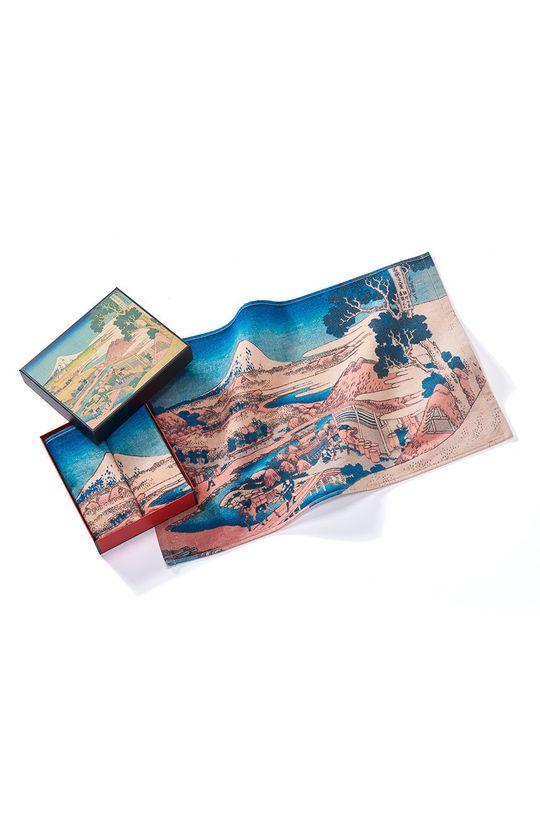 vícebarevná MuseARTa - Ručník Katsushika Hokusai Mount Fuji (2-pack) Unisex