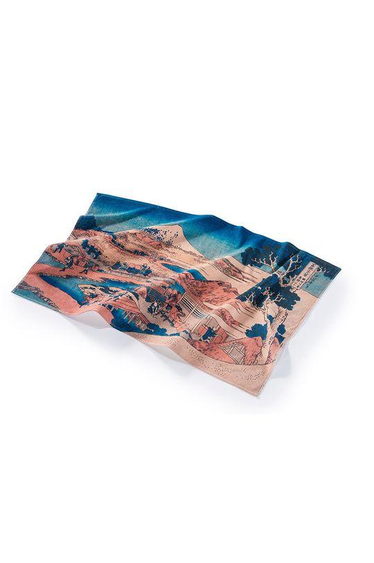 MuseARTa - Ręcznik Katsushika Hokusai - Mount Fuji multicolor