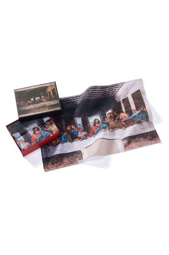 vícebarevná MuseARTa - Ručník Leonardo da Vinci The Last Supper (2-pack) Unisex