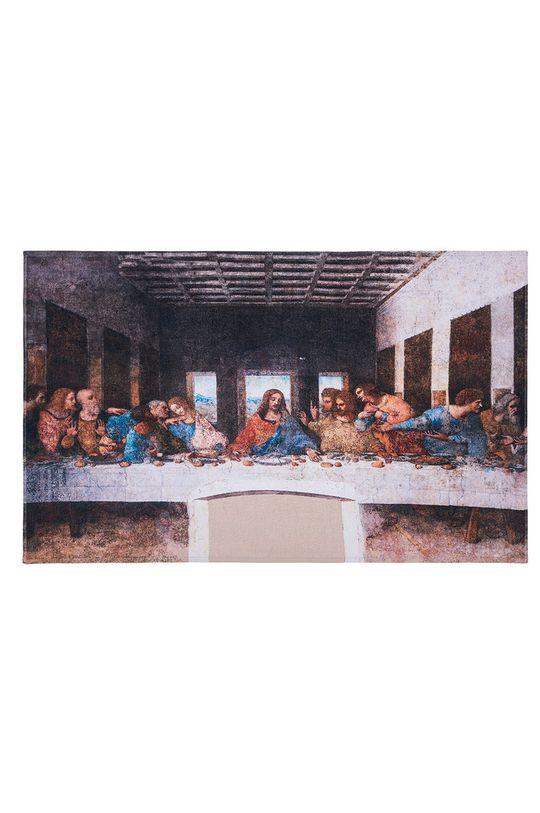 multicolor MuseARTa - Ręcznik Leonardo da Vinci - The Last Supper Unisex