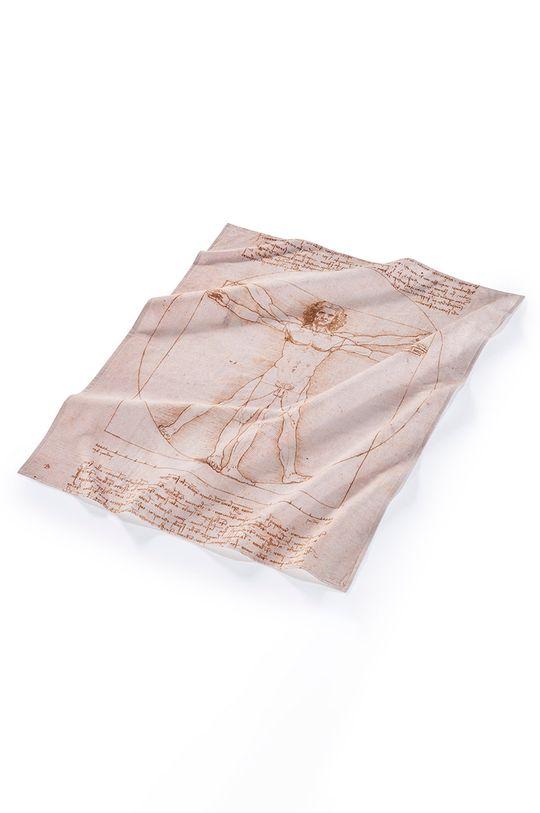 MuseARTa - Ręcznik Leonardo da Vinci - The Vitruvian Man multicolor