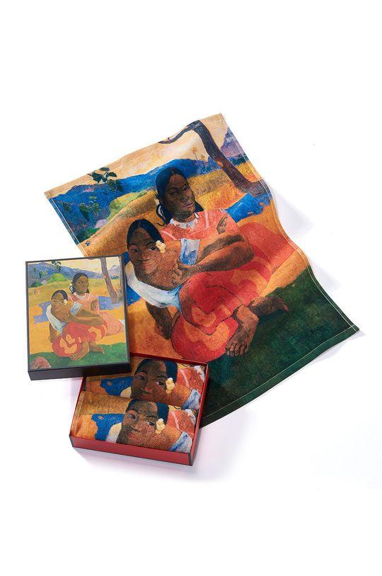 vícebarevná MuseARTa - Ručník Paul Gauguin Nafea Faa Ipoipo (2-pack) Unisex