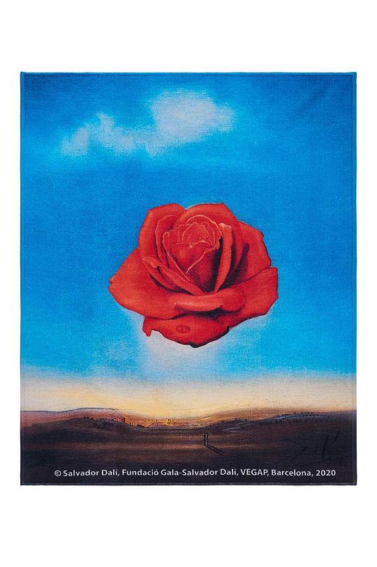 MuseARTa - Ručník Salvador Dalí Meditative Rose (2-pack) vícebarevná