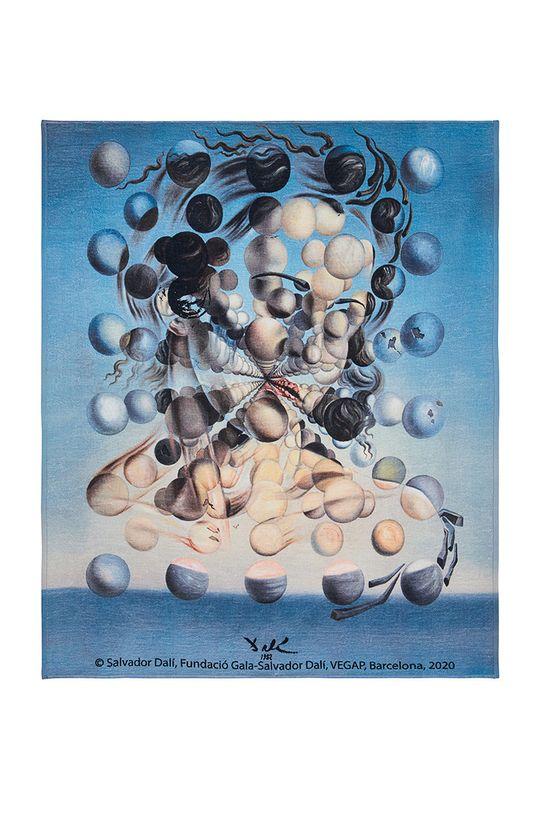 vícebarevná MuseARTa - Ručník Salvador Dalí Galatea of the Spheres Unisex