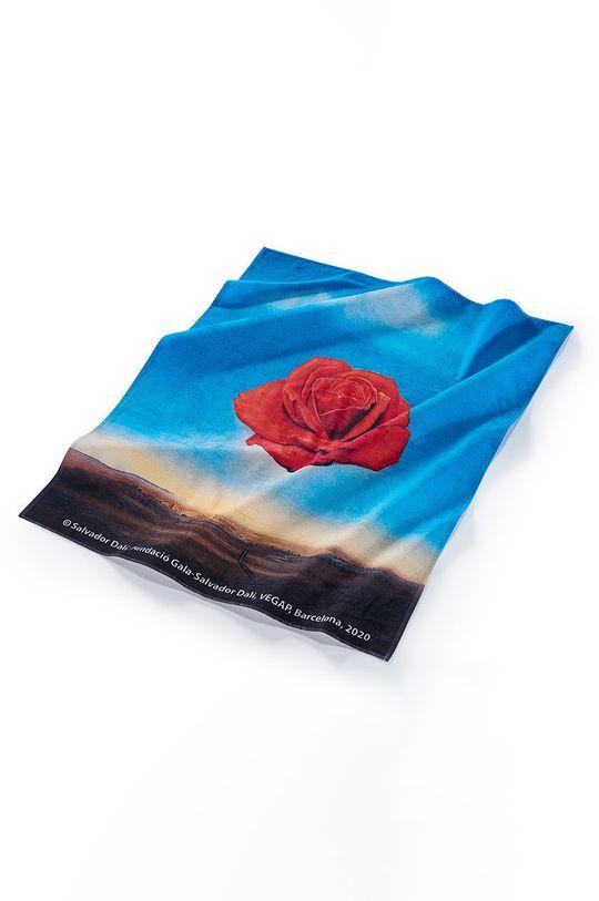 MuseARTa - Ručník Salvador Dalí Meditative Rose vícebarevná