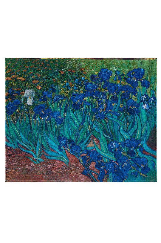 MuseARTa - Ručník Vincent van Gogh Irises (2-pack) vícebarevná