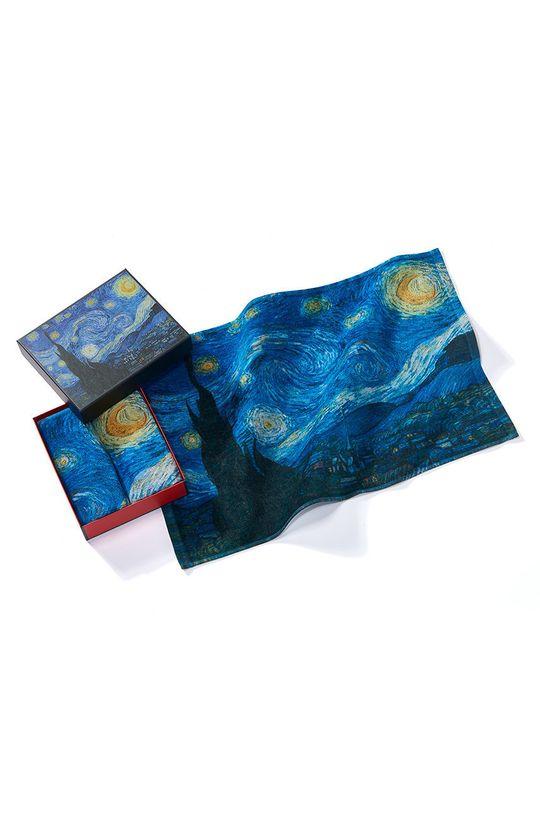 vícebarevná MuseARTa - Ručník Vincent van Gogh Starry Night (2-pack) Unisex