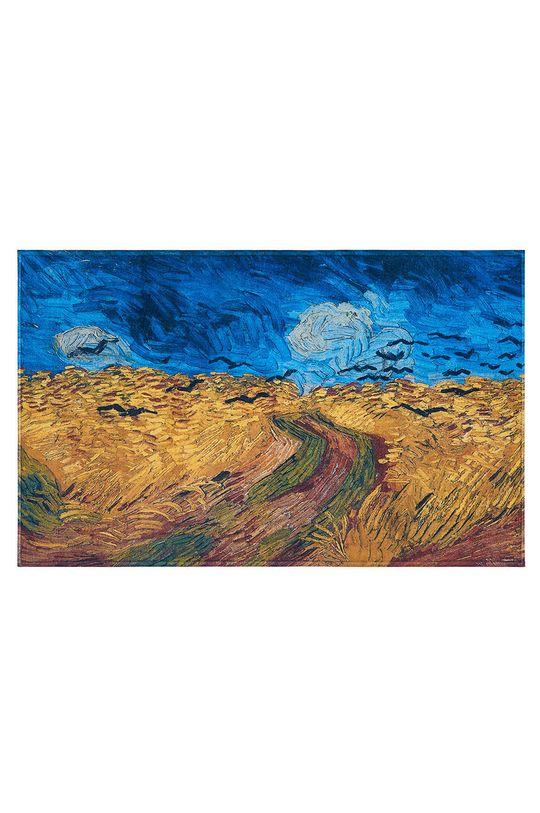 MuseARTa - Ručník Vincent van Gogh Wheatfield with Crows (2-pack) vícebarevná