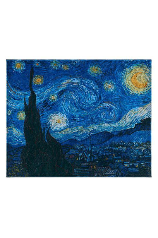 vícebarevná MuseARTa - Ručník Vincent Van Gogh Starry Night Unisex