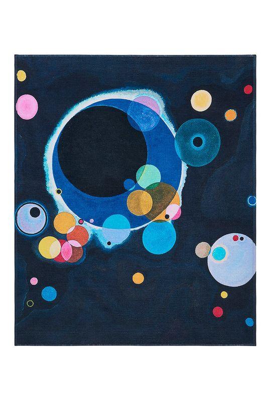 MuseARTa - Ručník Vasily Kandinsky Several Circles (2-pack) vícebarevná