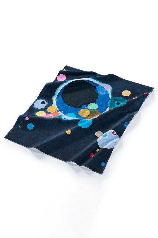 MuseARTa - Ręcznik Vasily Kandinsky - Several Circles multicolor