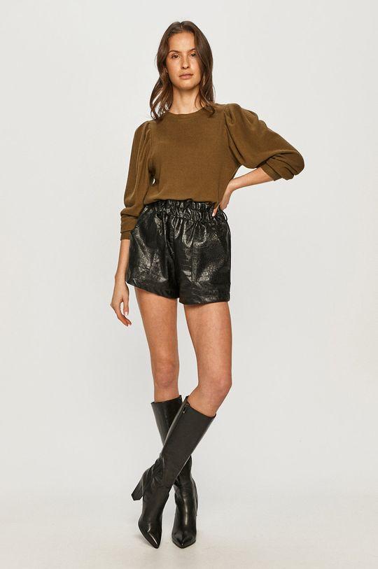 Vero Moda - Sweter militarny