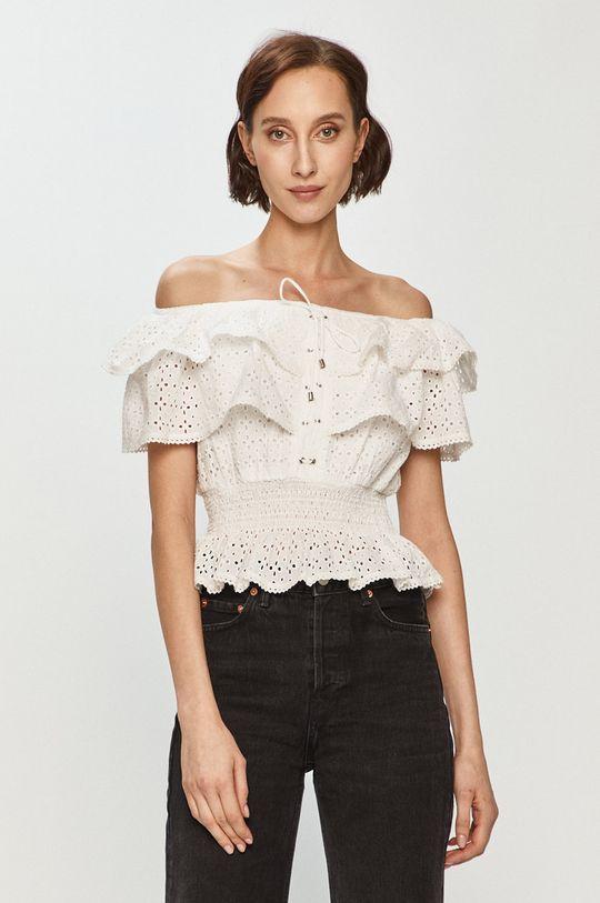 biały Guess - Bluzka