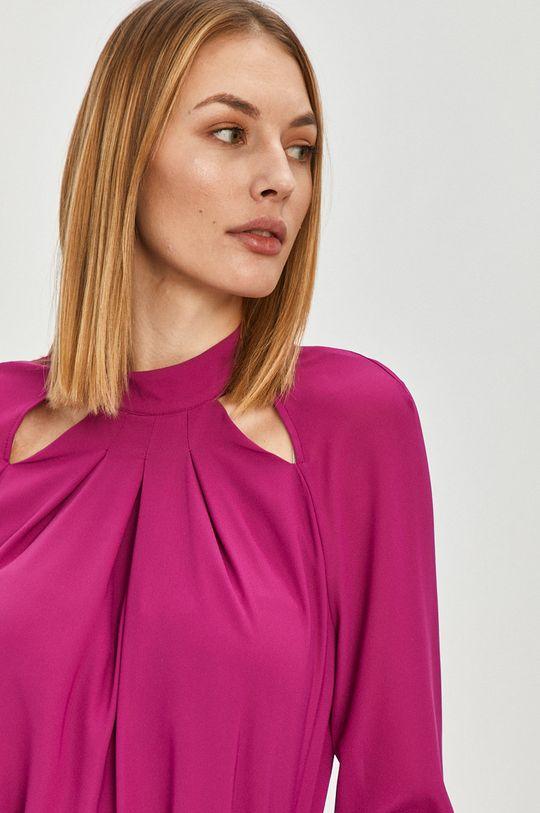 winogronowy Guess - Bluzka