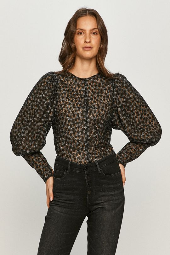 negru Samsoe Samsoe - Bluza De femei