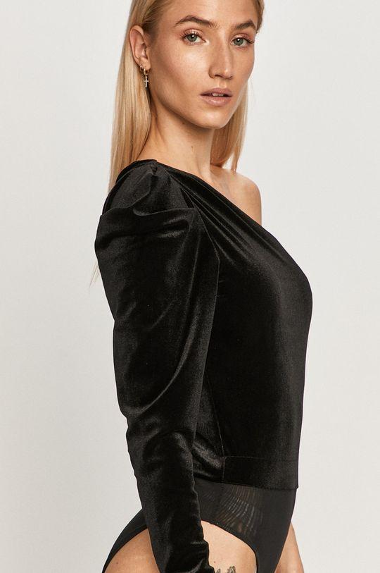 czarny AllSaints - Bluzka
